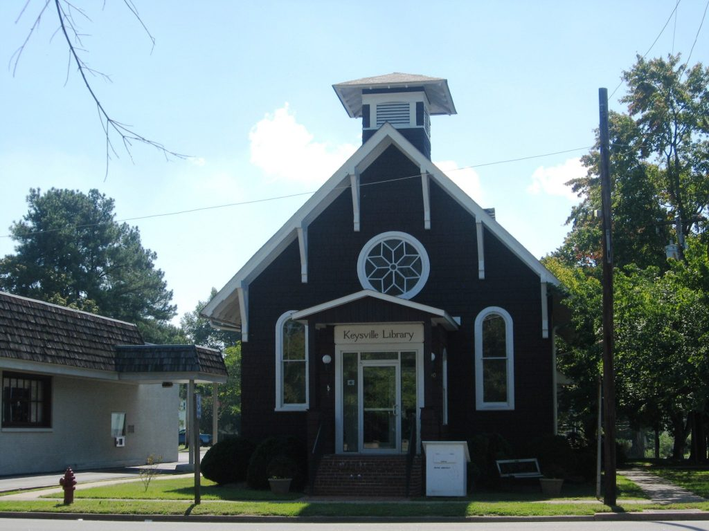 Keysville Branch Library